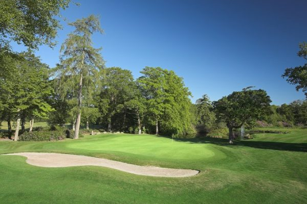 Meldrum House Country Hotel and Golf Course, 18