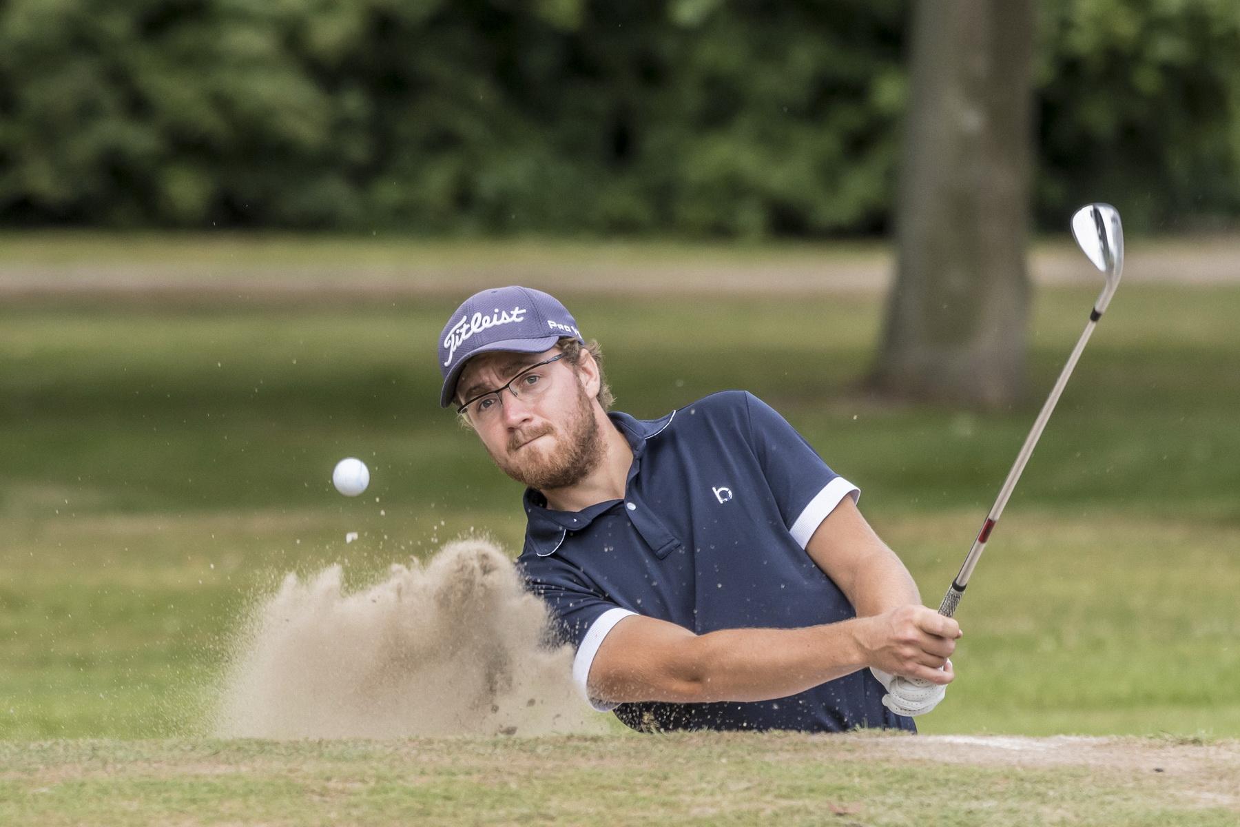 Broekpolder International Open: Nicolas Maheut feiert seinen ersten Turnier-Erfolg