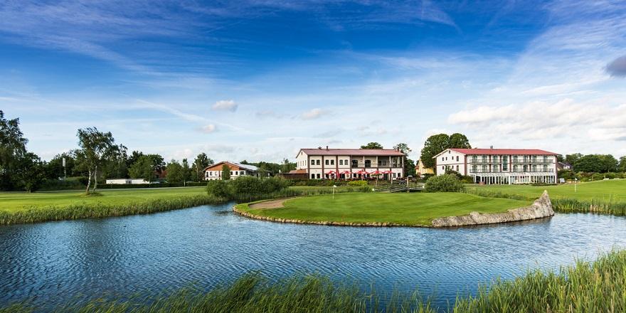 Hotels auf dem Golfplatz | Golfpark Strelasund
