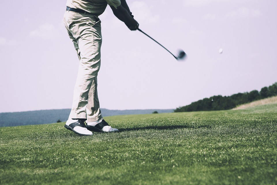 Zauberschläge beim Golf