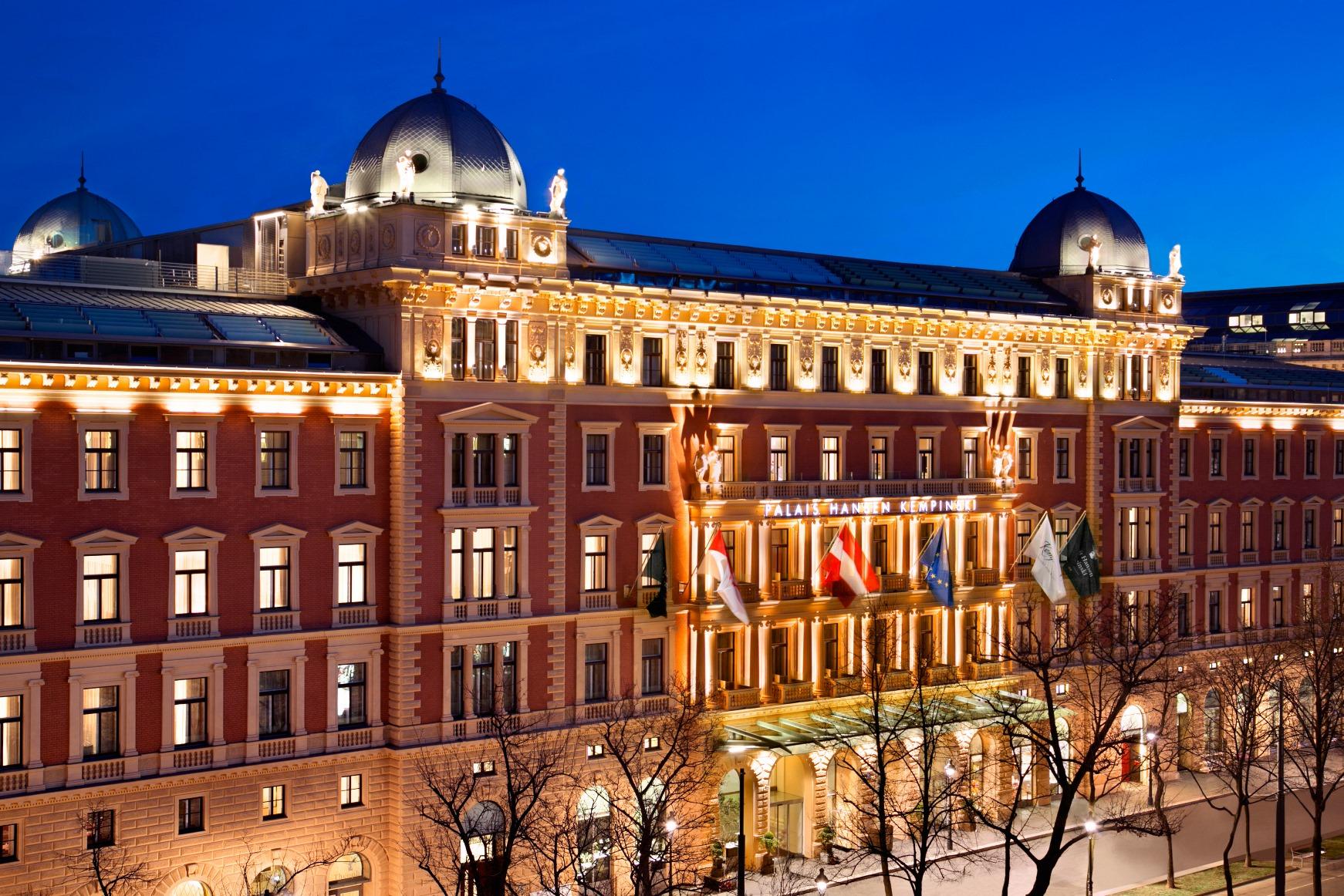 Winterzeit in Wien mit dem Palais Hansen Kempinski