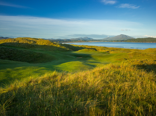 Irisches Golf-Mekka im Nordwesten
