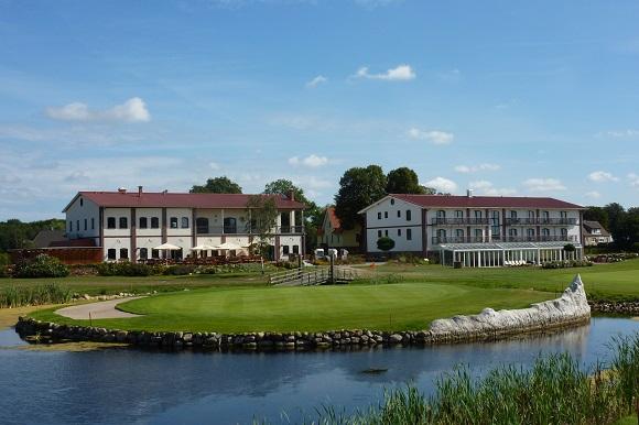 Hotel im Golfpark Strelasund